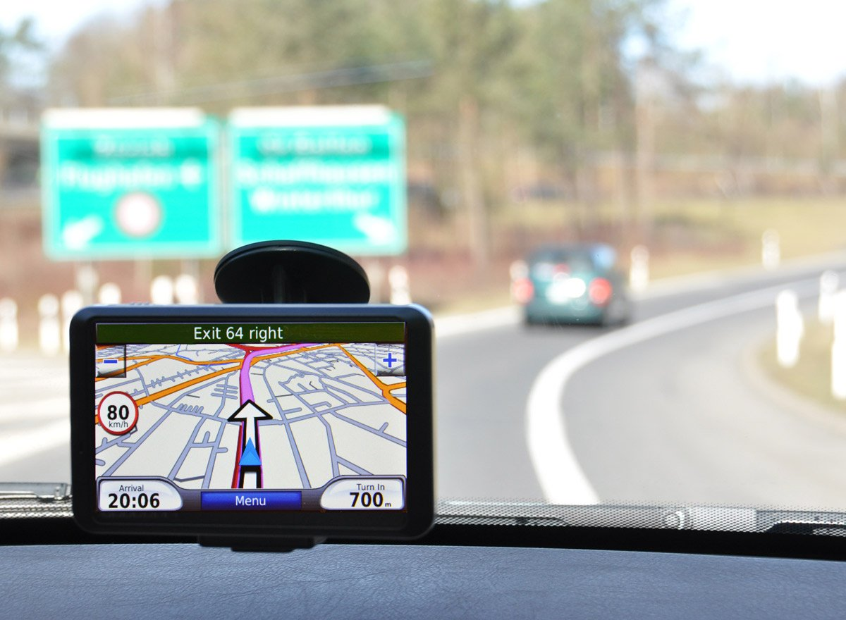 GPS-Fahrzeugverfolgung